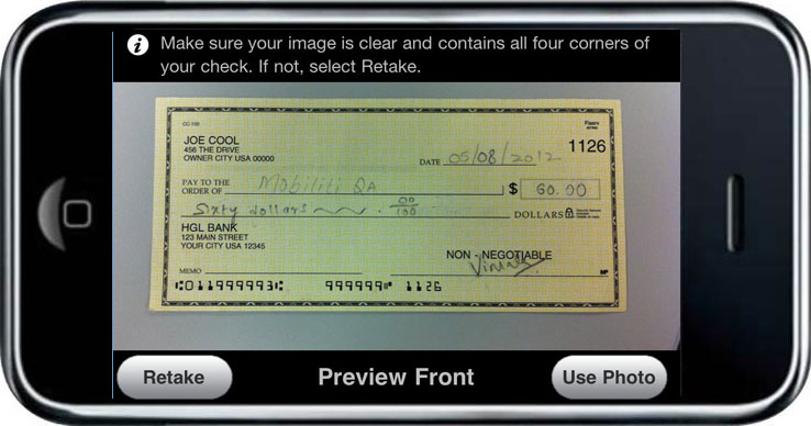 MDC Check Front